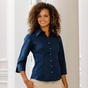 Ladies 3/4 Sleeve Blouses / Shirts