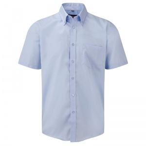 Russell Short sleeve ultimate non-iron shirt