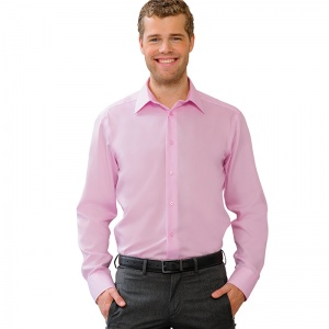 Russell Long sleeve tailored ultimate non-iron shirt