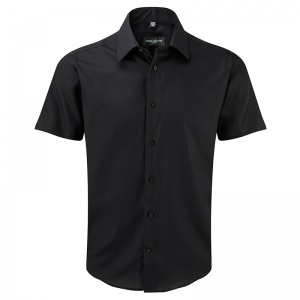 Russell Short sleeve Tailored Ultimate Non-iron Shirt