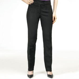 PremierIris straight leg trouser with Embroidery, Print, Transfer.
