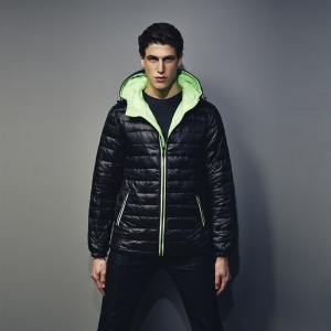 2786 Padded jacket Embroidery, Print, Transfer