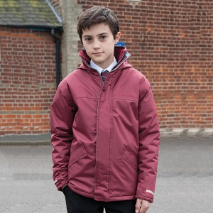 Schools Result Core junior winter parka