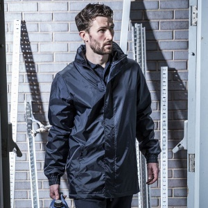 Finden & Hales Touchline jacket, Embroidery, Print, Transfers