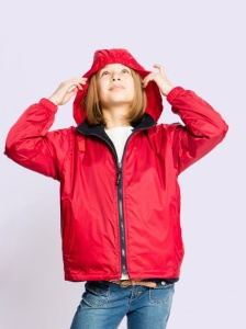Schools Uneek Clothing Childrens Reversible Fleece Jacket
