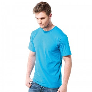 Gildan Premium Cotton T-Shirt, Embroidery, Print, Transfer