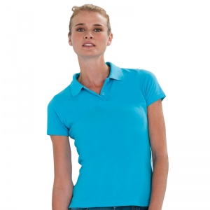 Russell Women's 100% cotton polo