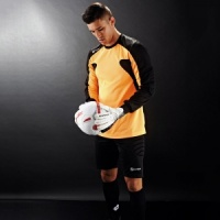 Lotto Adults Kit Guard GK Long Sleeve (Full Kit), Embridery, Print, Transfer