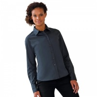 Russell Women's long sleeve classic twill shirt