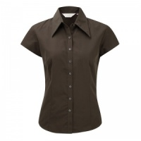 Russell Womens cap Tencel fitted shirt