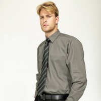 Premier Long sleeve poplin shirt