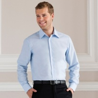 Russell L/S Easycare Tailored Oxford Shirt