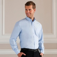 Russell Long sleeve Oxford shirt