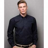 Kustom Kit Workplace Oxford shirt long sleeved