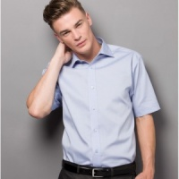 Kustom Kit Superior Oxford shirt short sleeve