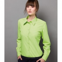 Kustom Kit Workforce Blouse Long Sleeve