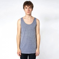 American Apparel Tri-blend tank TR408 Embroidery, Print, Transfer