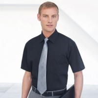 Brook Taverner Rosello short sleeve shirt Embroidery