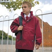 Schools Result Rugged stuff junior/youth long lined long coat