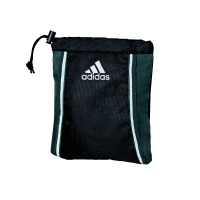 Adidas University valuables pouch, Embroidery, Print, Transfer
