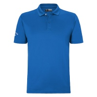 Callaway Classic chev solid polo, Embroidery, Print, Transfer