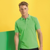 Asquith & Fox Men's classic fit performance blend polo, Embroidery, Print, Transfers