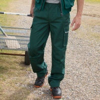 Result Work-Guard action trousers, Embroidery, Print, Transfers