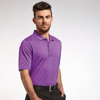 Glenmuir 1891Performance piqué plain polo shirt , Embroidery, Print, Transfer