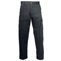 RTY Cotton cargo trousers, Embroidery, Print, Transfers