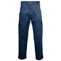 RTY Polycotton cargo trousers, Embroidery, Print, Transfers