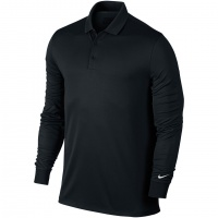 Nike Victory long sleeve polo, Embroidery, Print, Transfer