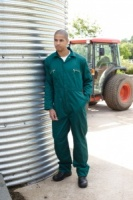 Dickies Redhawk Zip Front Coverall (Tall)