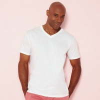 Gildan Softstyle V-Neck T-Shirt, Embroidery, Print, Transfers