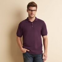 Gildan Ultra Cotton combed ringspun adult pique polo, Embroidery, Print, Transfer