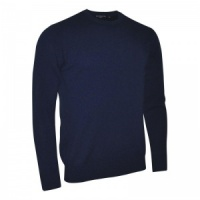 Glenmuir 1891 Morar crew neck sweater, Embroidery