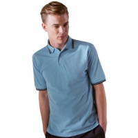 Henbury 65/35 tipped polo