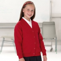 Jerzees Schoolgear Kid's cardigan