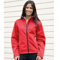Result Core softshell jacket ladies