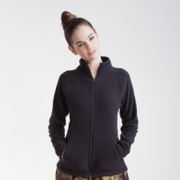 SkinniFit Ladies Microfleece Jacket Embroidery, Print, Transfer
